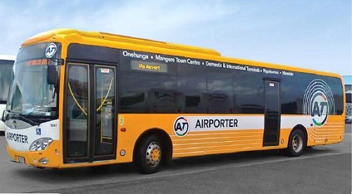 AT 380 Airporter Bus