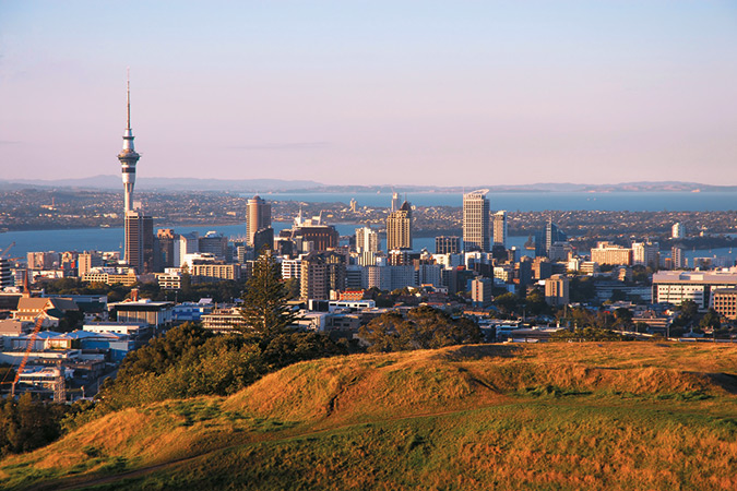 See why Auckland - New Zealand's biggest city - is one of Lonely Planet's top cities to visit. This harbour city has great shopping and scenery.