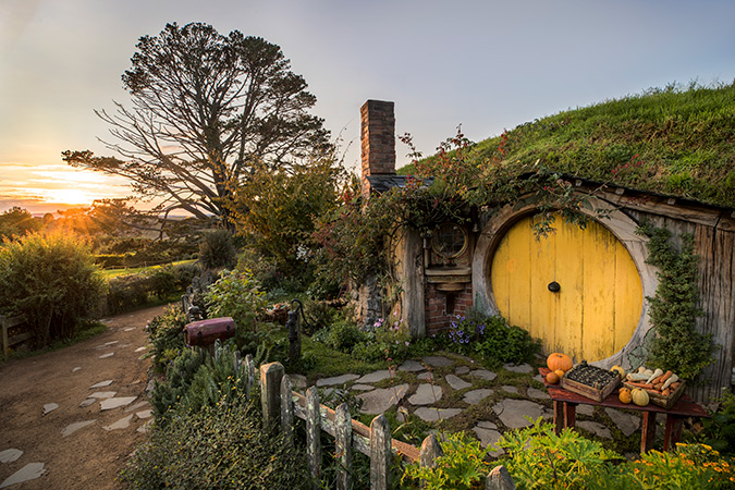 Take a trip to Middle-earth – you'll find it just outside Matamata.