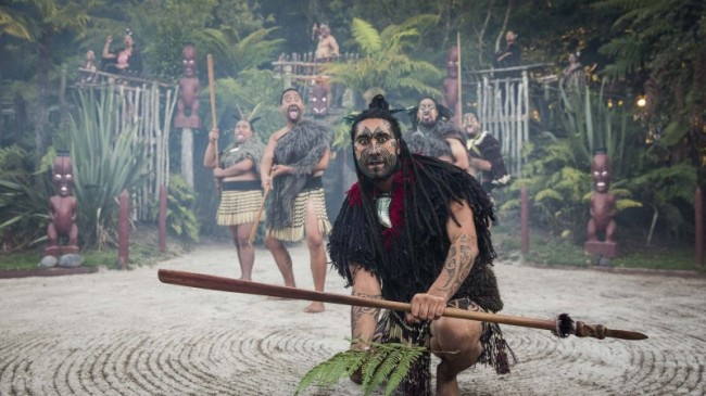 Experience Māori culture with a Tamaki Māori Village Evening Tour on the outskirts of Rotorua. Step inside the village and be transported into another world.Discover the sights and sounds of pre-European Māori life, see intricate pieces of woven ...