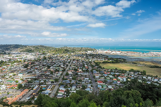 Nelson is one of the New Zealand's sunniest towns with an abundance of beaches and bush walks to enjoy.